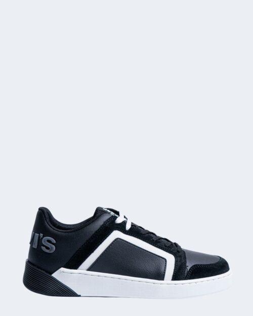 Sneakers Levi's® MULLET 2.0 Nero – 62825