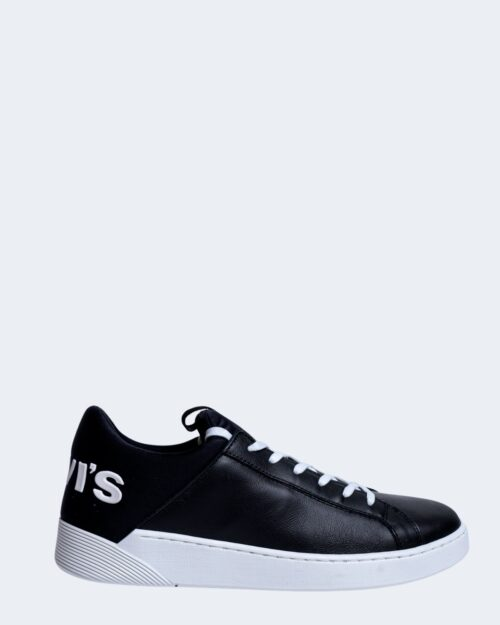 Sneakers Levi's® MULLET Nero – 62815