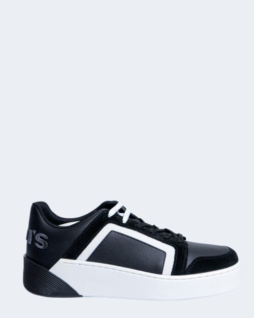 Sneakers Levi's® MULLET S 2.0 Nero - Foto 1