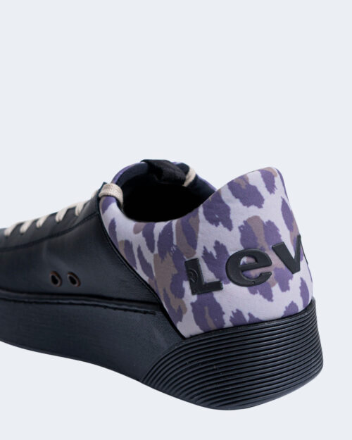 Sneakers Levi's® MULLET S Nero - Foto 4