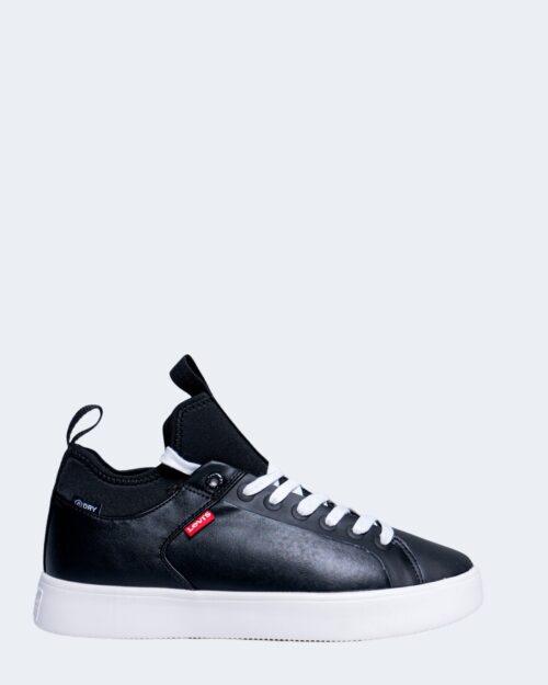 Sneakers Levi's® SLATE PLUS Nero – 62801