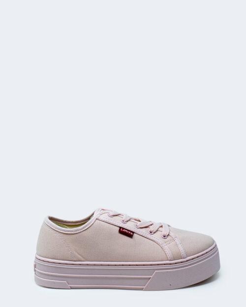 Sneakers Levi's® TIJUANA Rosa - Foto 1