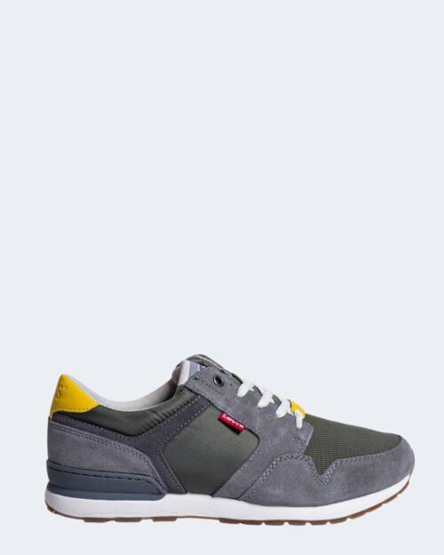 Sneakers Levi's® Performance Verde Oliva – 62817