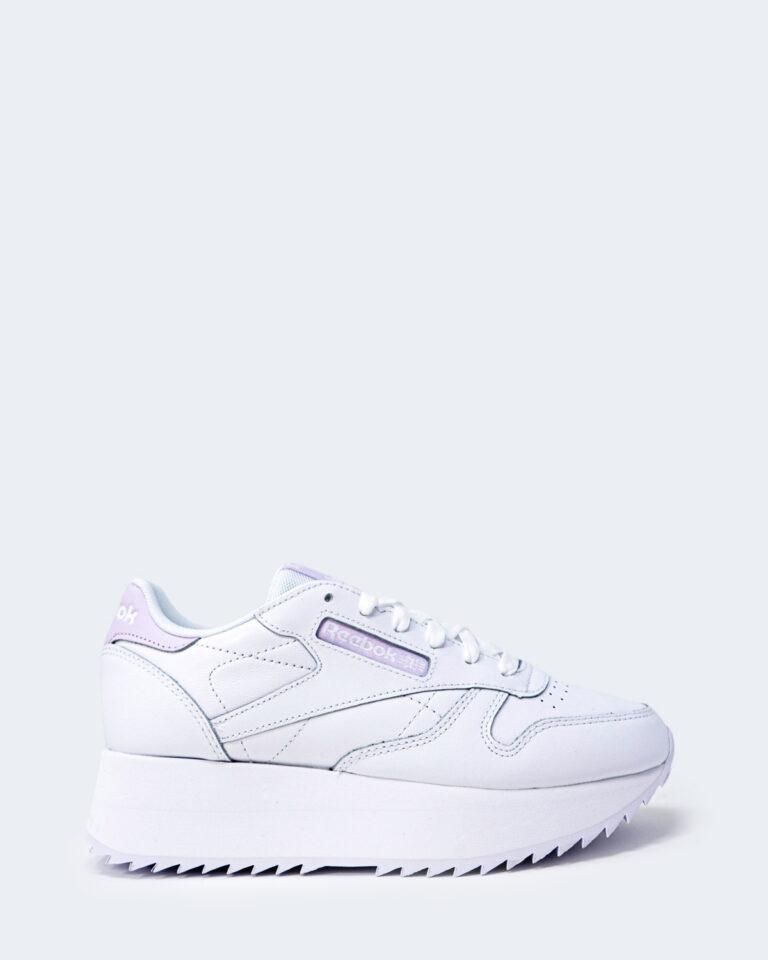Sneakers Reebok DOUBLE Bianco - Foto 1