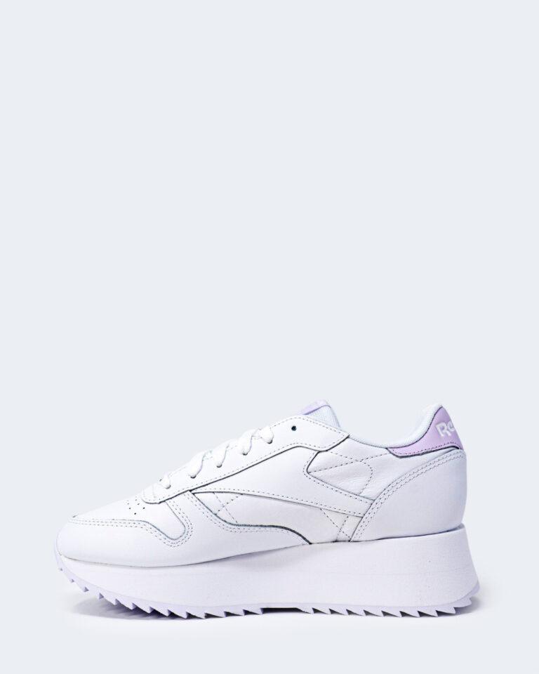 Sneakers Reebok DOUBLE Bianco - Foto 2