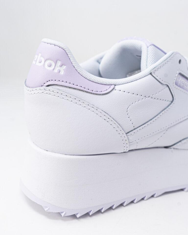 Sneakers Reebok DOUBLE Bianco - Foto 3