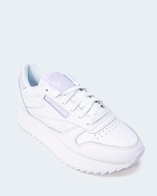 Sneakers Reebok DOUBLE Bianco - Foto 4