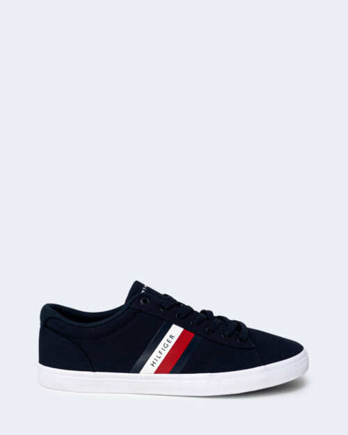 Sneakers Tommy Hilfiger ESSENTIAL STRIPES Blu – 64910