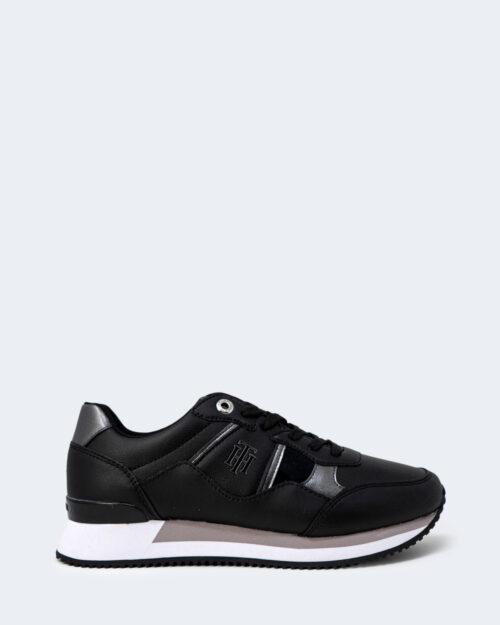 Sneakers Tommy Hilfiger Jeans INTERLOCK Nero - Foto 1