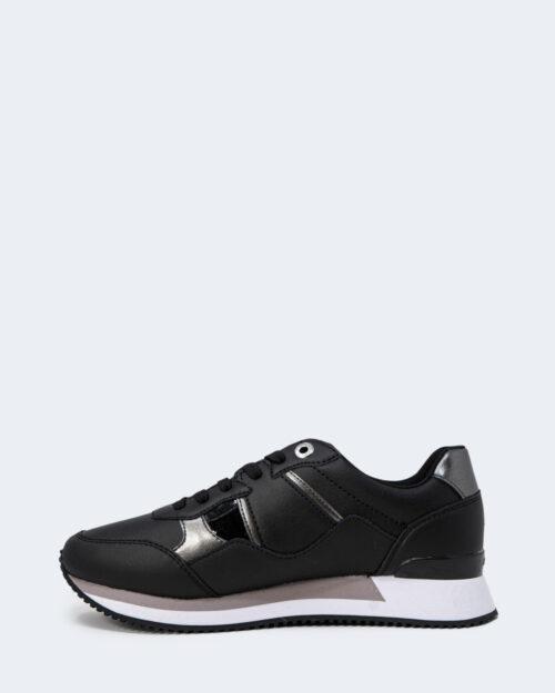 Sneakers Tommy Hilfiger Jeans INTERLOCK Nero - Foto 2