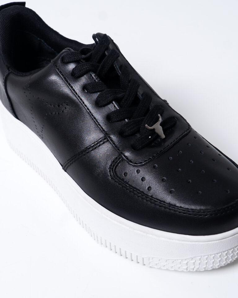 Sneakers WINDSOR SMITH PARA BIANCA Nero - Foto 4