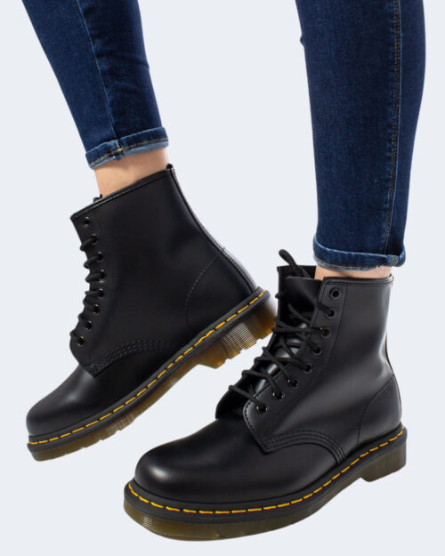 Anfibi Dr. Martens SMOOTH Nero – 39276