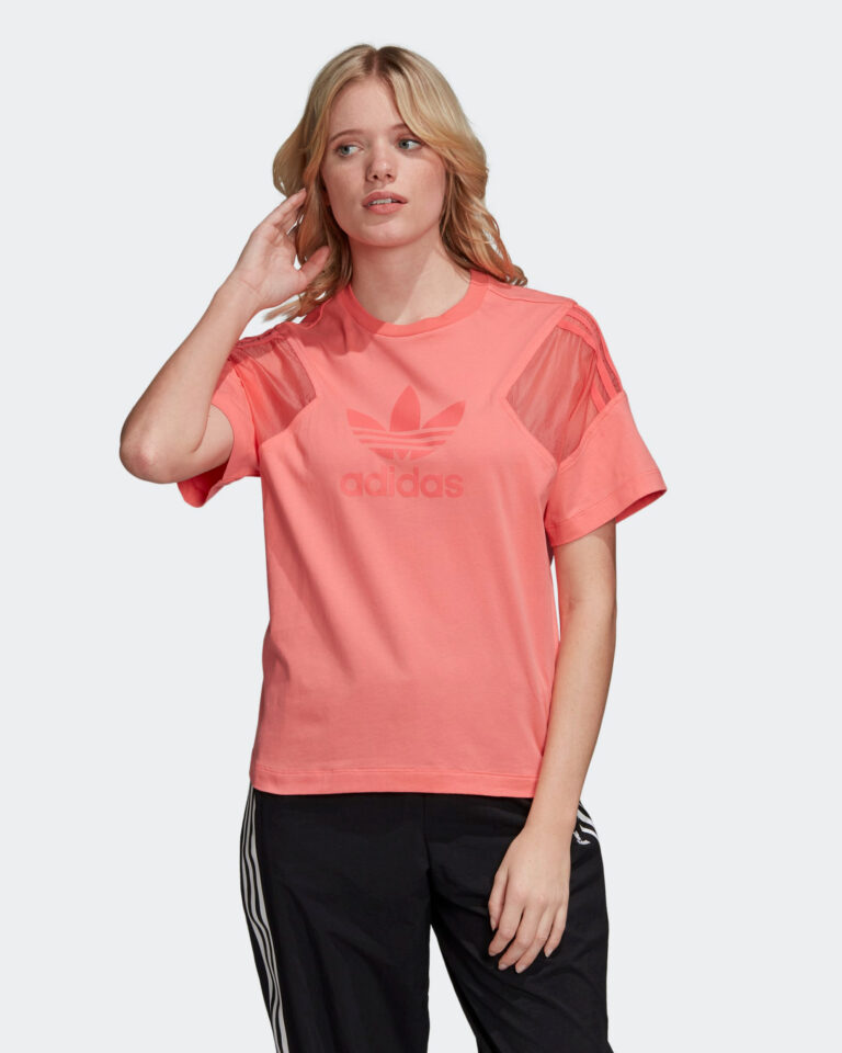 T-shirt Adidas LOGO FRONTALE Pesca - Foto 1