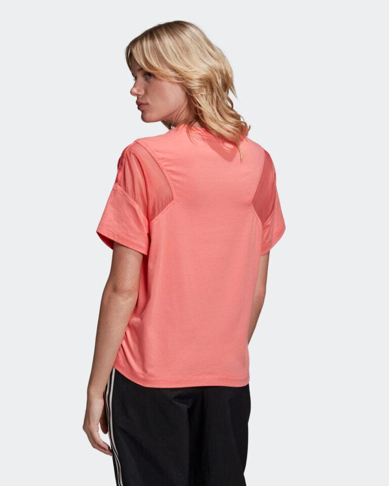 T-shirt Adidas LOGO FRONTALE Pesca - Foto 2