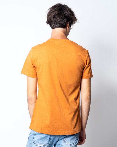 T-shirt Antony Morato REGULAR CON STAMPA TIGRE Arancione - Foto 2