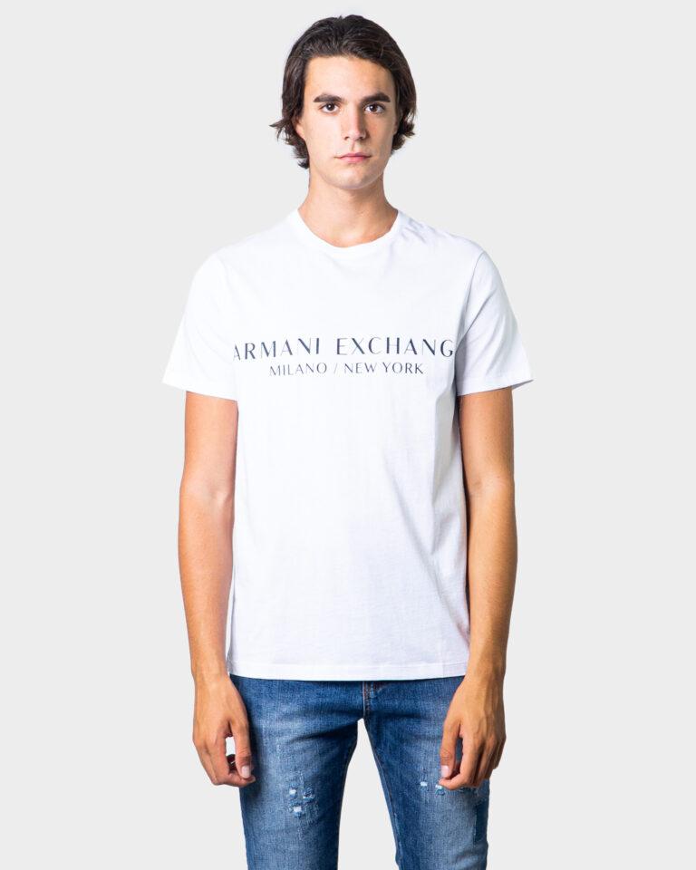 Armani Exchange T-shirt Milano/ New York Z8H4Z  8NZT72 Z8H4Z - 1