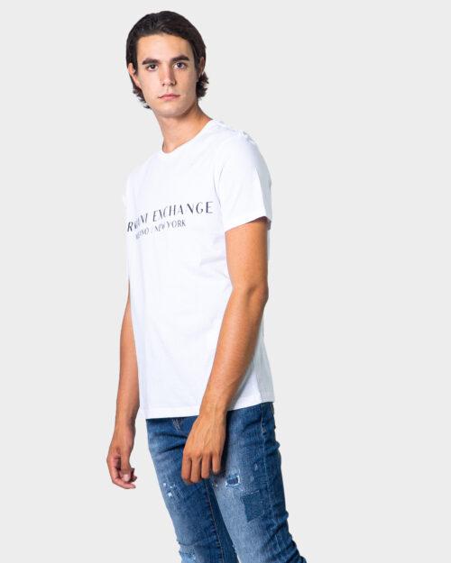 Armani Exchange T-shirt Milano/ New York Z8H4Z  8NZT72 Z8H4Z - 2