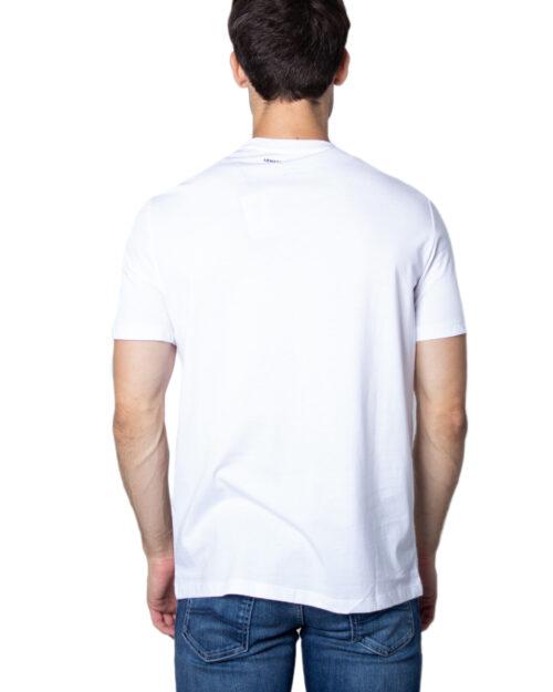 T-shirt Armani Exchange - Bianco - Foto 2
