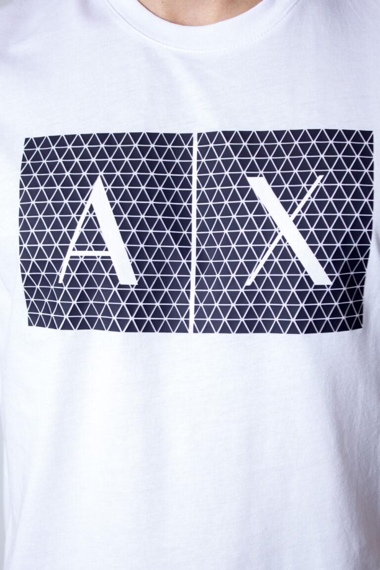 T-shirt Armani Exchange - Bianco - Foto 3