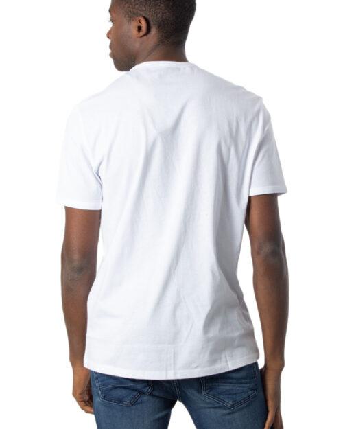T-shirt Armani Exchange JERSEY Bianco – 17371