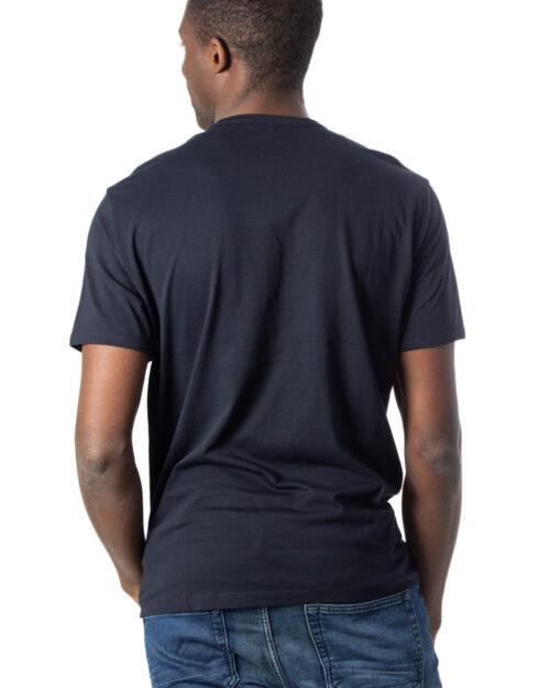 T-shirt Armani Exchange JERSEY Blu – 17371