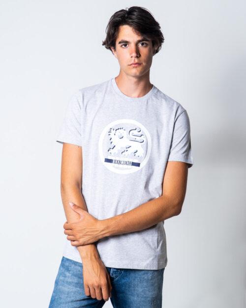 T-shirt Bikkembergs LEONE Grigio Chiaro – 51659
