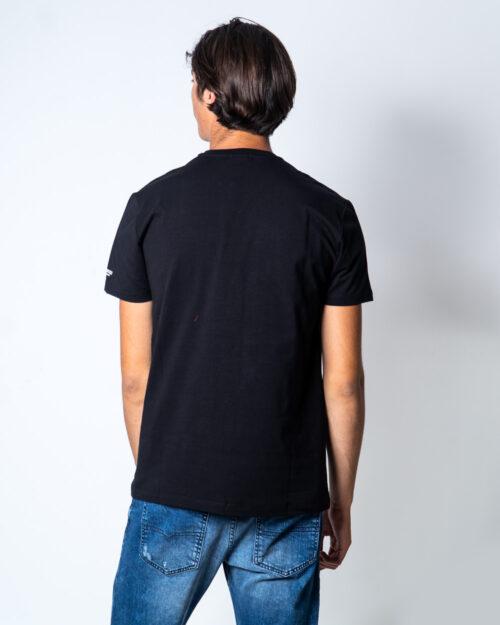 T-shirt Bikkembergs HAMBURGER Nero – 51660