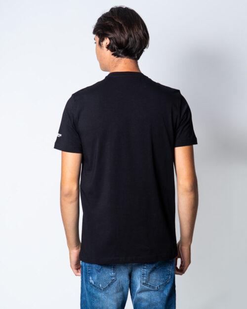 T-shirt Bikkembergs HAWAIIAN ISLANDS RETREAT Nero – 51668