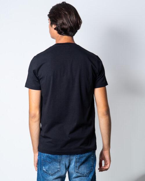 T-shirt Bikkembergs KEEPONSURFING Nero – 51673