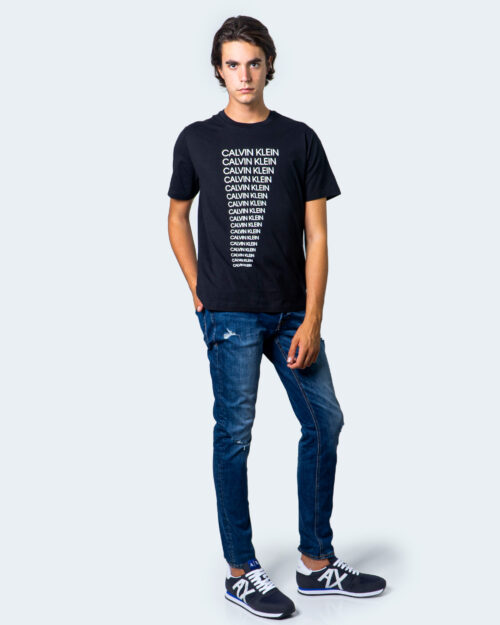 T-shirt Calvin Klein Performance SHORT SLEEVE Nero – 51549