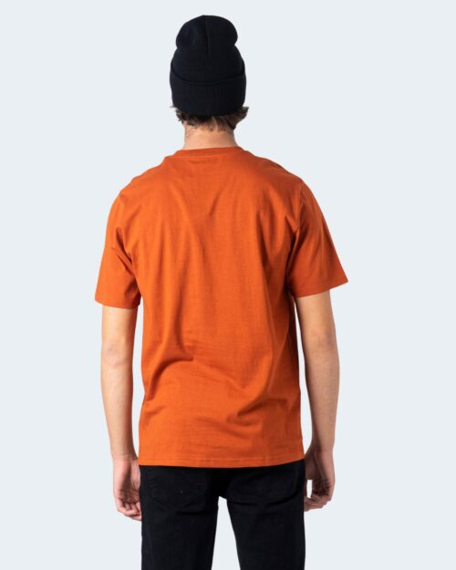 T-shirt Carhartt WIP KOSZULKA SCRIPT Arancione - Foto 3