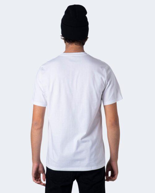 T-shirt Carhartt WIP KOSZULKA SCRIPT Bianco - Foto 2