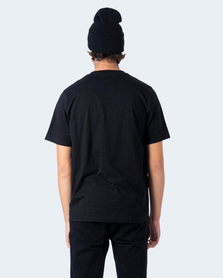 T-shirt Carhartt WIP KOSZULKA SCRIPT Nero - Foto 4