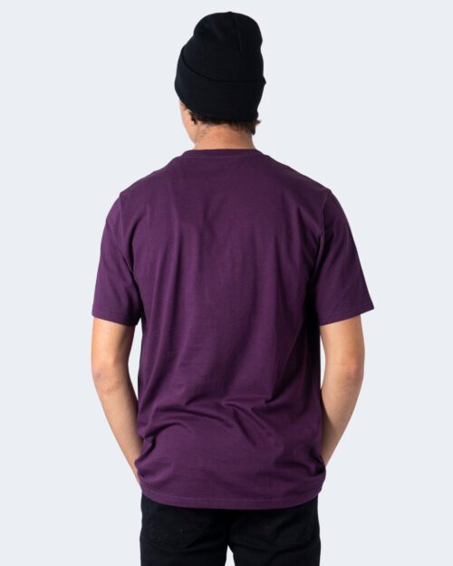 T-shirt Carhartt WIP KOSZULKA SCRIPT Vinaccia - Foto 4