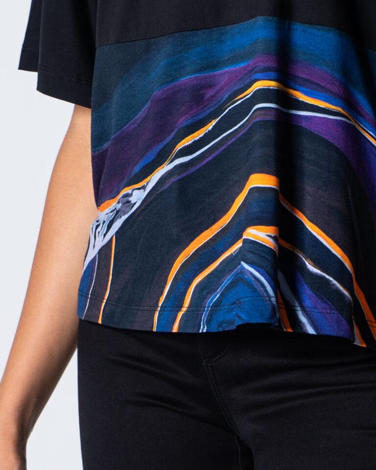Desigual T-shirt Cupro Marble 20WOTK08 - 3