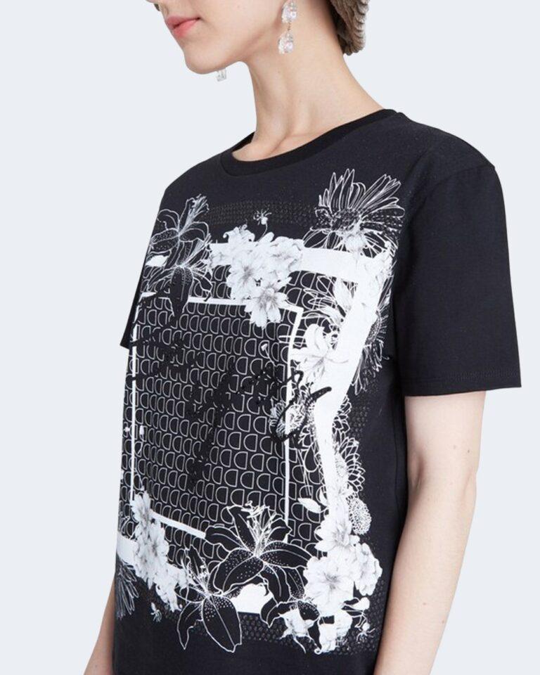 T-shirt Desigual Ts arizona Nero - Foto 2