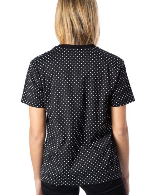 T-shirt Desigual Ts Riga Nero – 39805