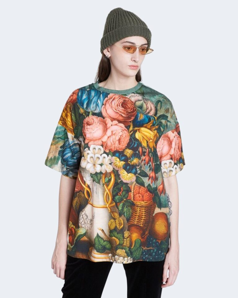 T-shirt Desigual TS SORAIA Verde - Foto 1