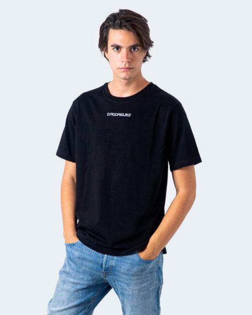 T-shirt Diego Rodriguez RICAMO LOGO Nero – 58454