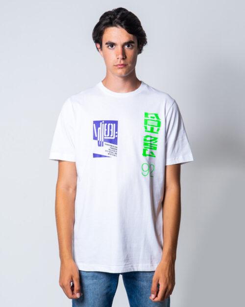 T-shirt Diesel JUST-Y20 Bianco – 51657