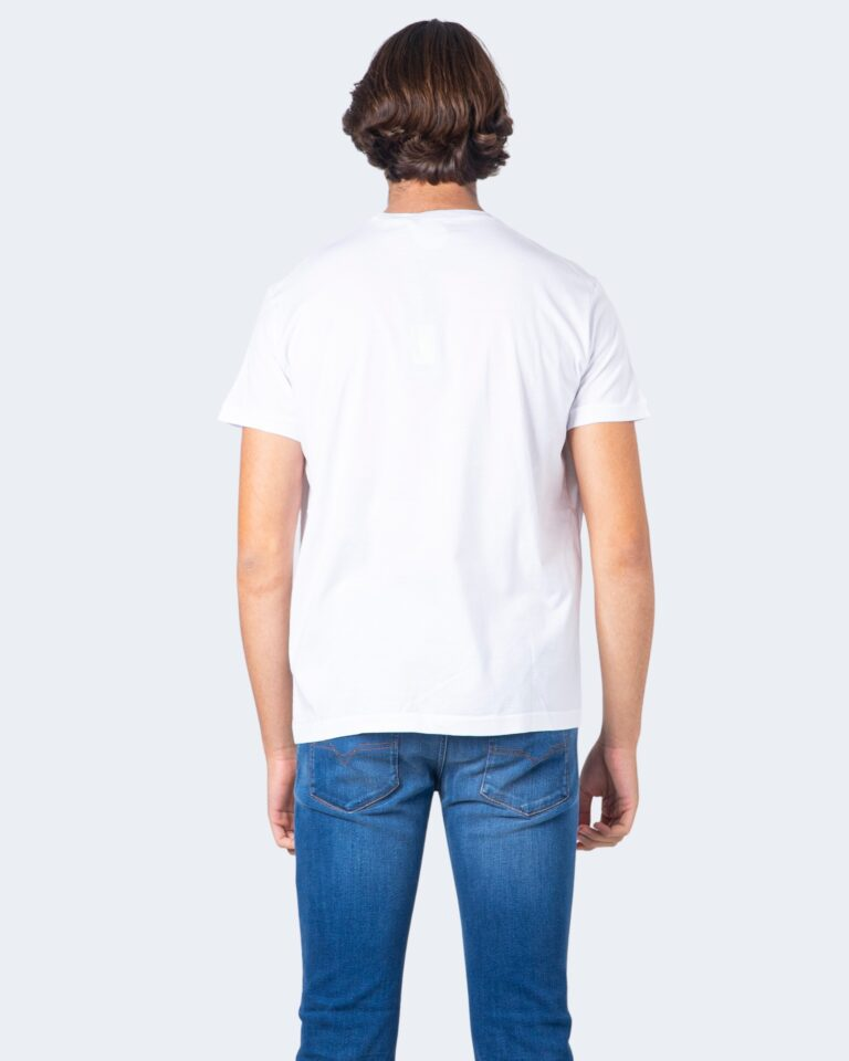 T-shirt Dsquared2 TESCHIO Bianco - Foto 2
