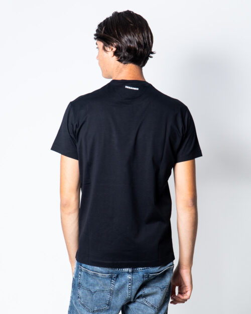 T-shirt Dsquared2 Toronto Nero – 50961