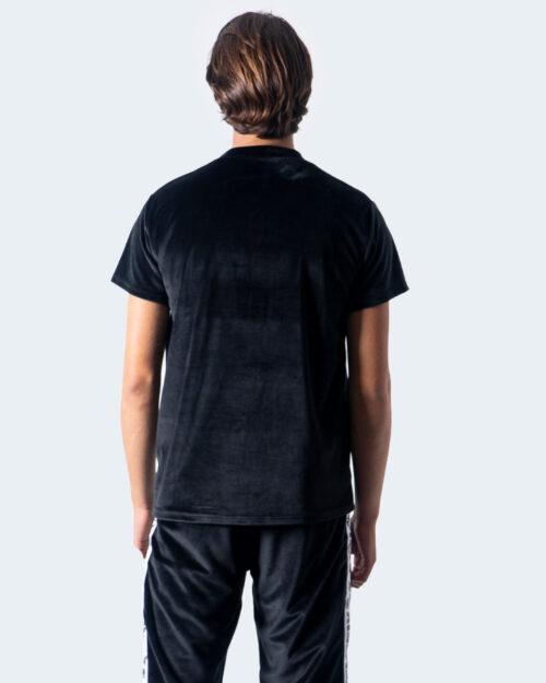 T-shirt Exclusive Paris LOGO FRONT CINIGLIA Nero – 58483