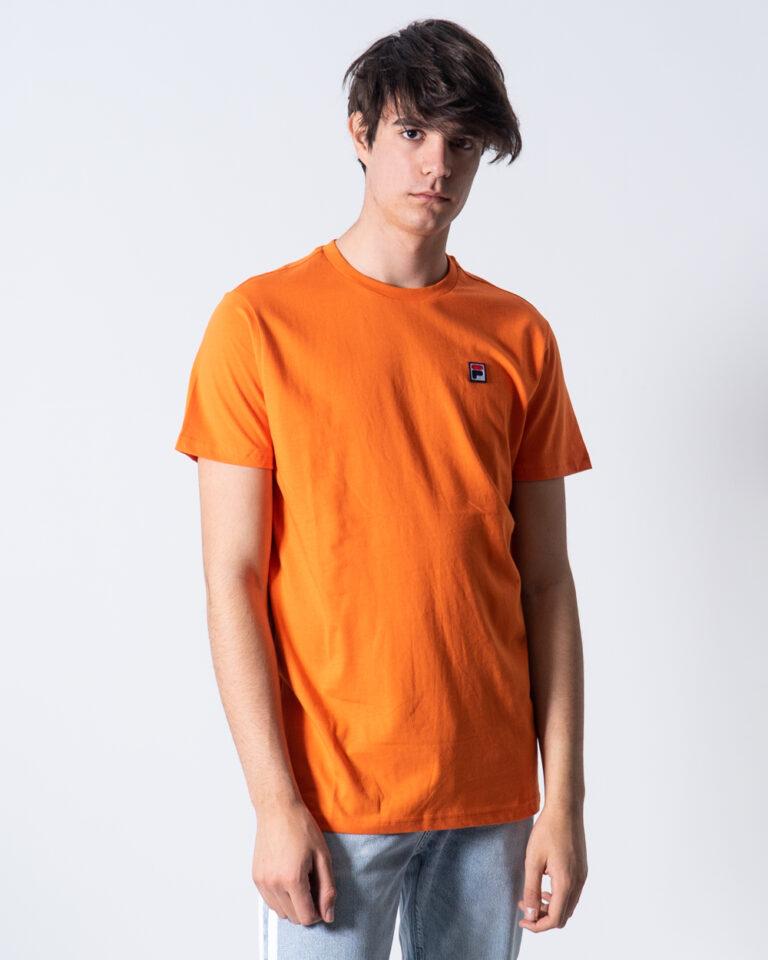 T-shirt Fila Seamus Tee SS Color Arancione - Foto 1