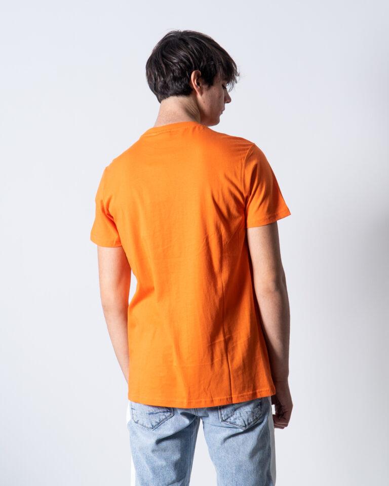 T-shirt Fila Seamus Tee SS Color Arancione - Foto 2