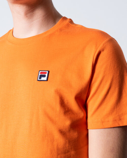 T-shirt Fila Seamus Tee SS Color Arancione - Foto 3