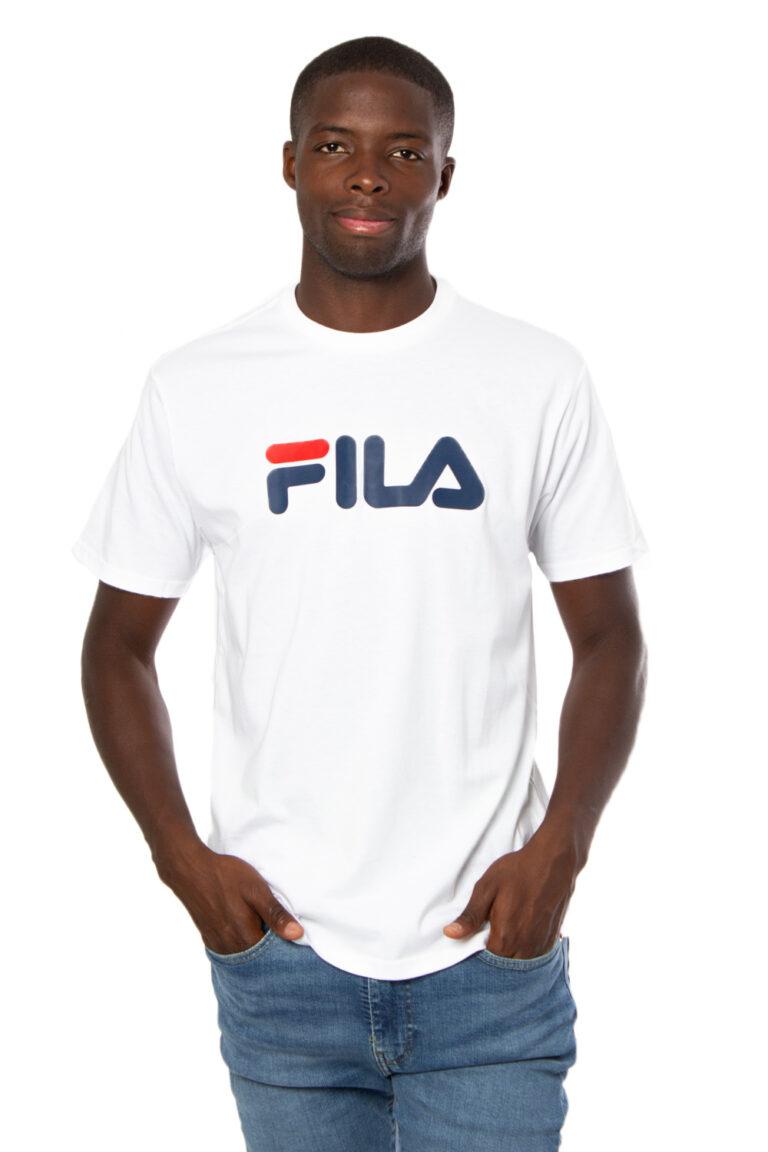 T-shirt Fila CLASSIC PURE TEE Bianco - Foto 2