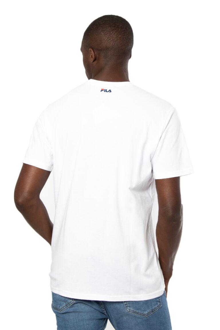 T-shirt Fila CLASSIC PURE TEE Bianco - Foto 3