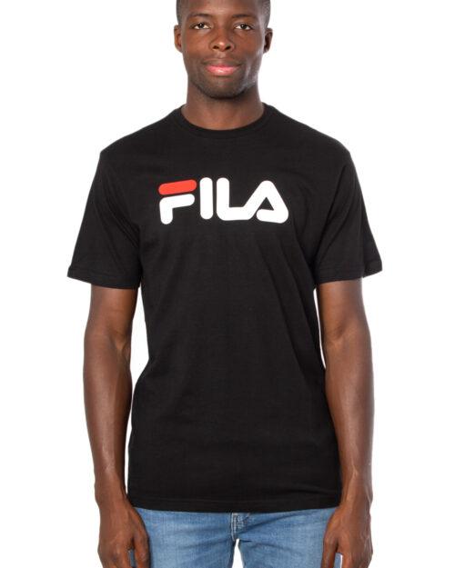 T-shirt Fila CLASSIC PURE TEE Nero - Foto 1