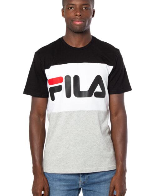 T-shirt Fila DAY Nero - Foto 1